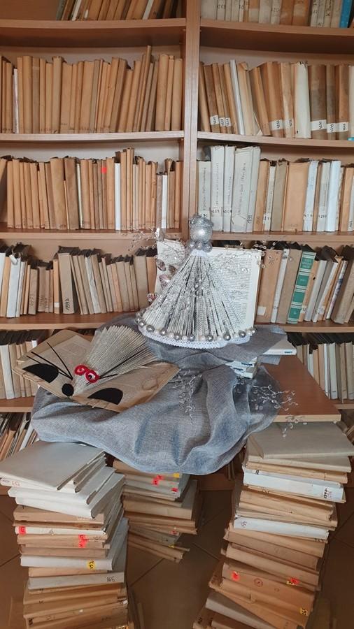 """""""Drugie życie starych książek"""""""