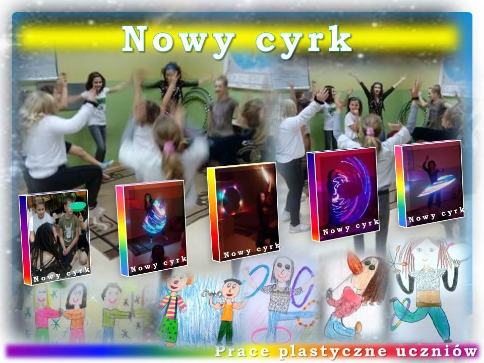 NOWY CYRK - nowe spojrzenie na sztukę