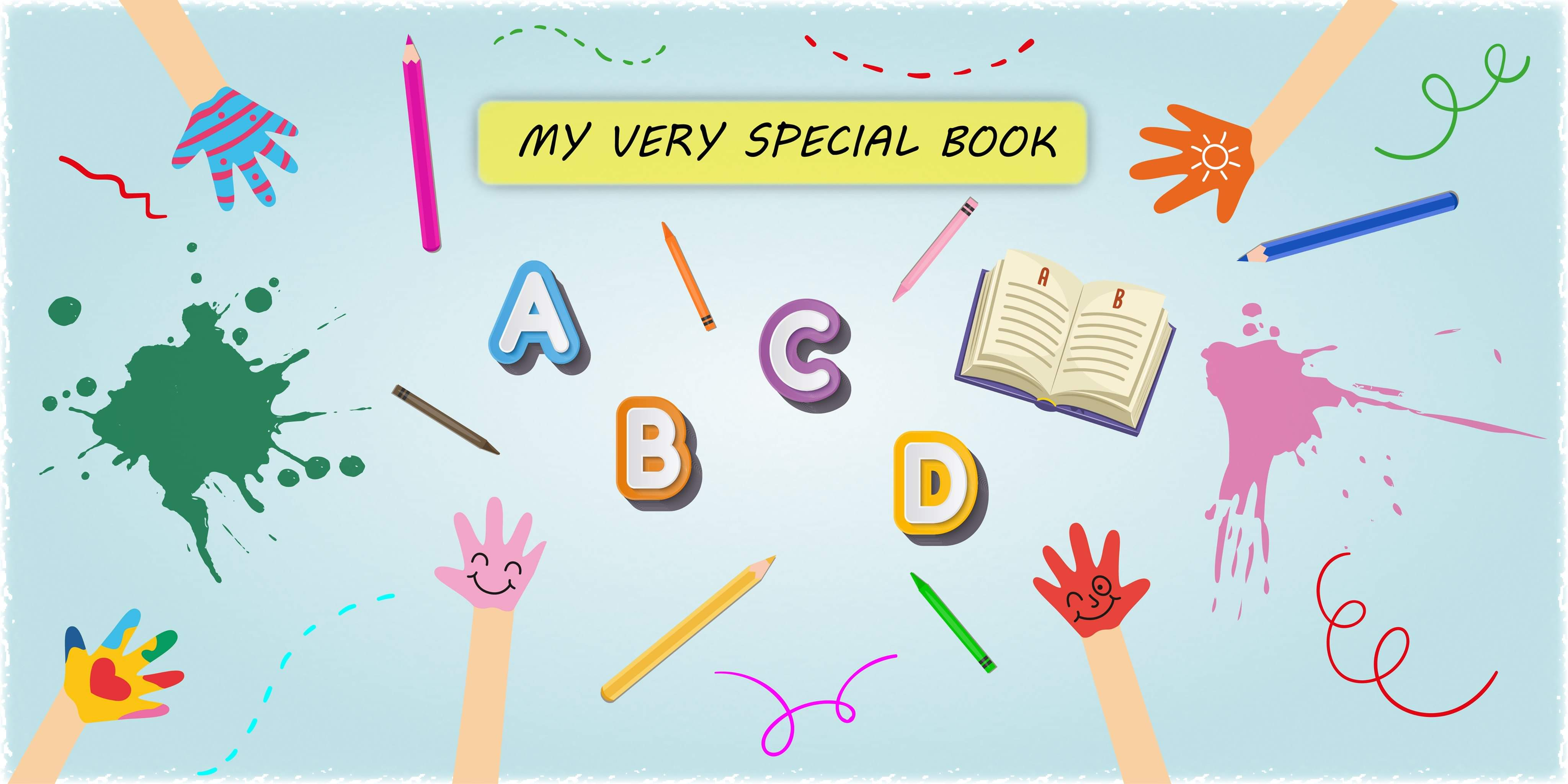 My very special book