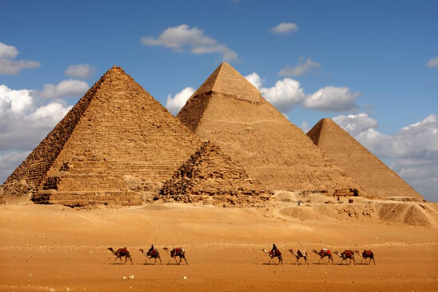 W poszukiwaniu skarbów faraona