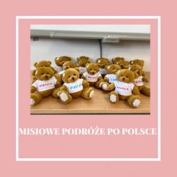 Misiowe podróże po Polsce - ogólnopolski projekt dla klas I-III