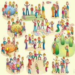 To był świat..., czyli zabawy dzieciństwa naszych rodziców i dziadków.