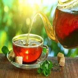 Czas na herbatkę!