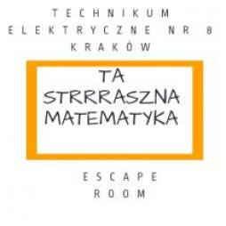 Ta strrraszna matematyka - Escape Room