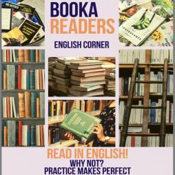BookA Readers - Kącik Czytelniczy w Języku Angielskim